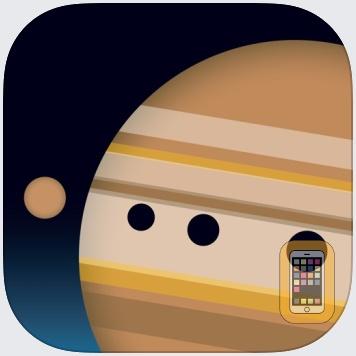 JupiterMoons by Sky & Telescope Media, LLC (Universal)
