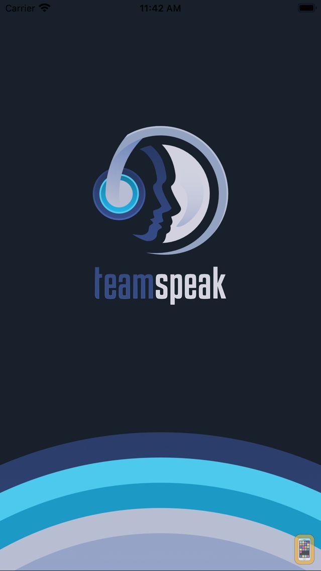 Screenshot - TeamSpeak 3