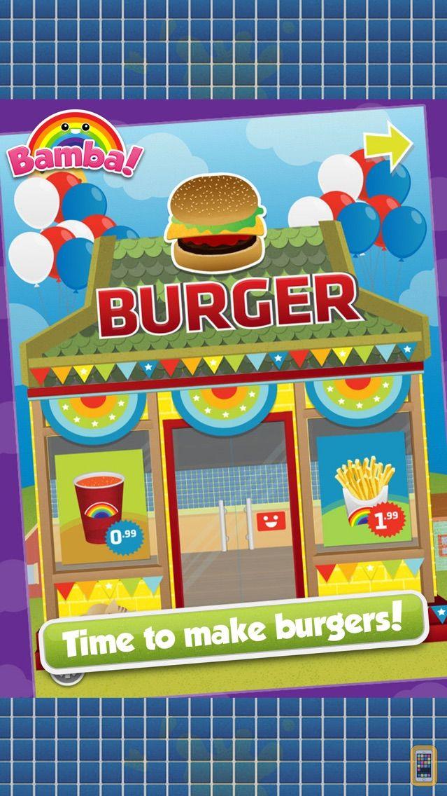 Screenshot - Bamba Burger