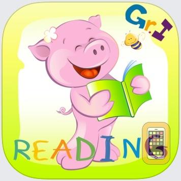 Super Reader - Grade 1 & 2 by Power Math Apps LLC (Universal)