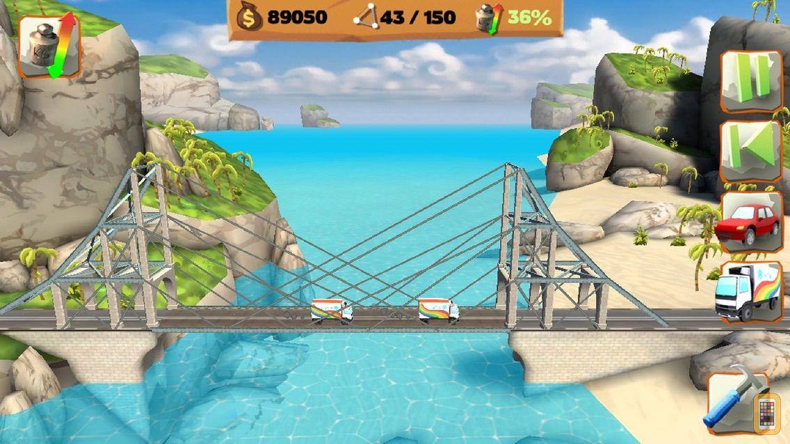 Screenshot - Bridge Constructor Playground
