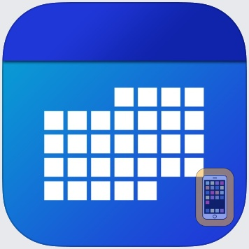 The Grid - Calendar by Birdsoft LLC (Universal)