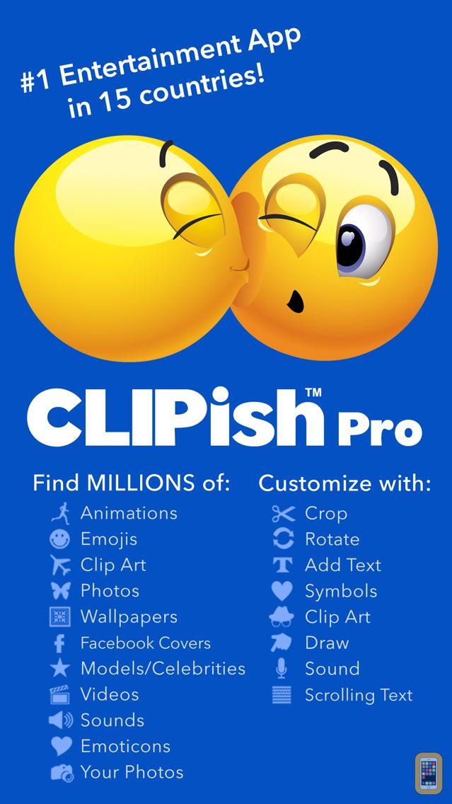 Screenshot - CLIPish Pro - Animations Emoji