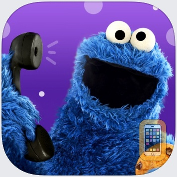 Cookie Calls by Sesame Street (Universal)