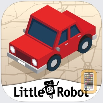 Geography Drive USA by Little 10 Robot (iPad)