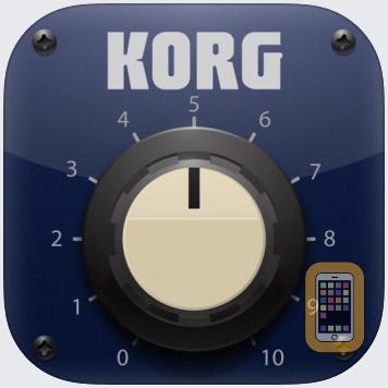 KORG iPolysix for iPad by KORG INC. (iPad)