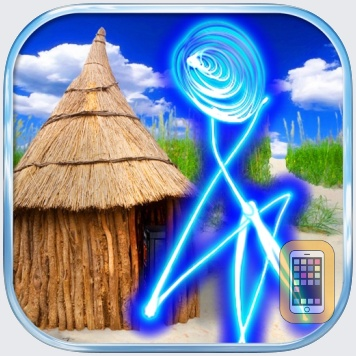 Tipping Point™ Adventure Game by Freecloud Design, Inc. (iPad)