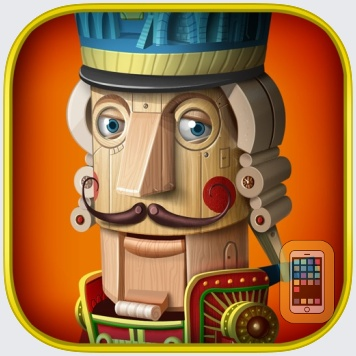The Nutcracker and The Mystery of The Disappearing Cheese by Quasar Alliance, Inc (iPad)