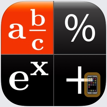 Scientific Calculator++ by Dogahe (iPad)