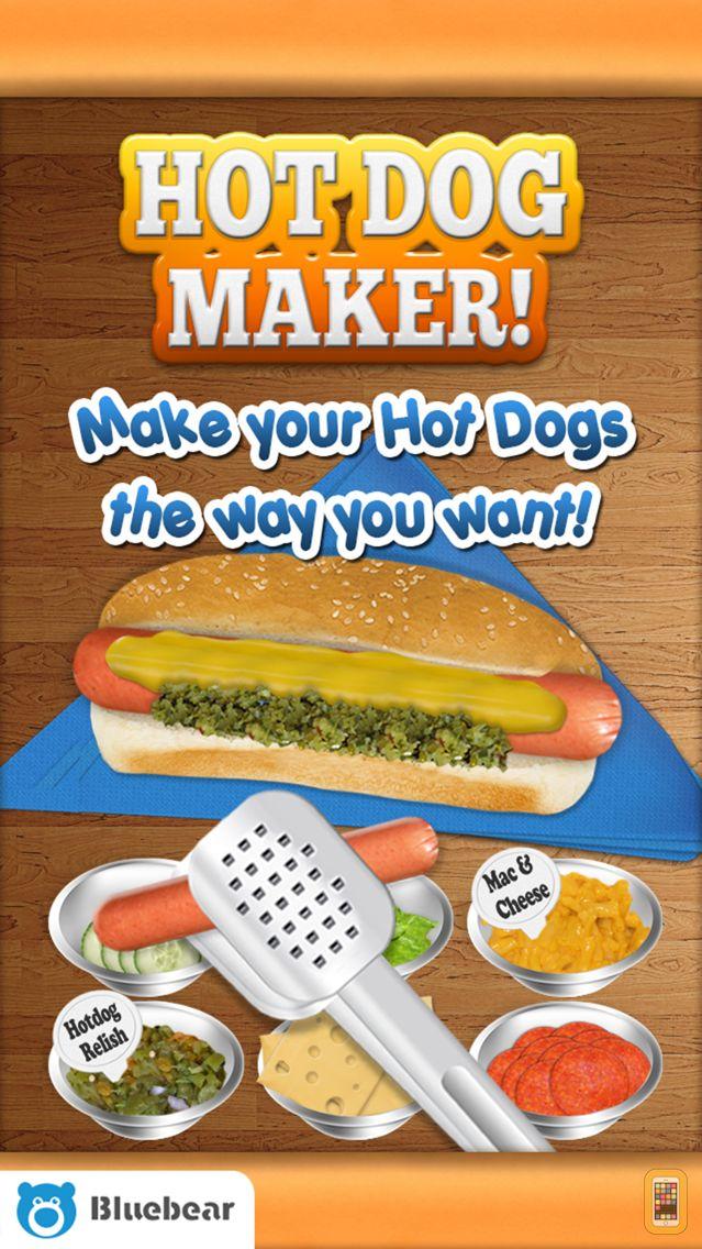 Screenshot - Hot Dog Maker by Bluebear