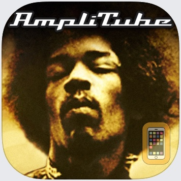 AmpliTube Jimi Hendrix™ for iPad by IK Multimedia (iPad)