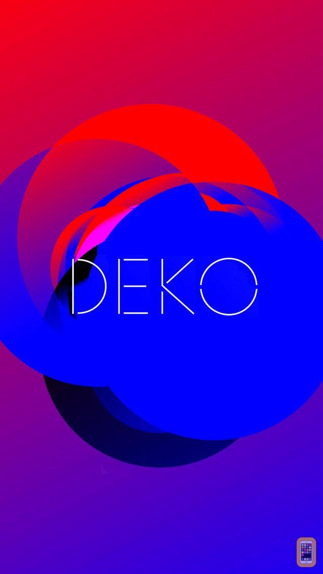 Screenshot - Deko — Beautiful, Unique Wallpapers and Patterns