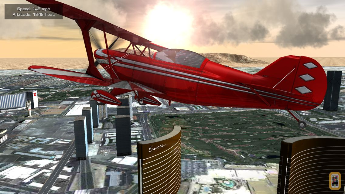 Screenshot - Flight Unlimited Las Vegas - Flight Simulator