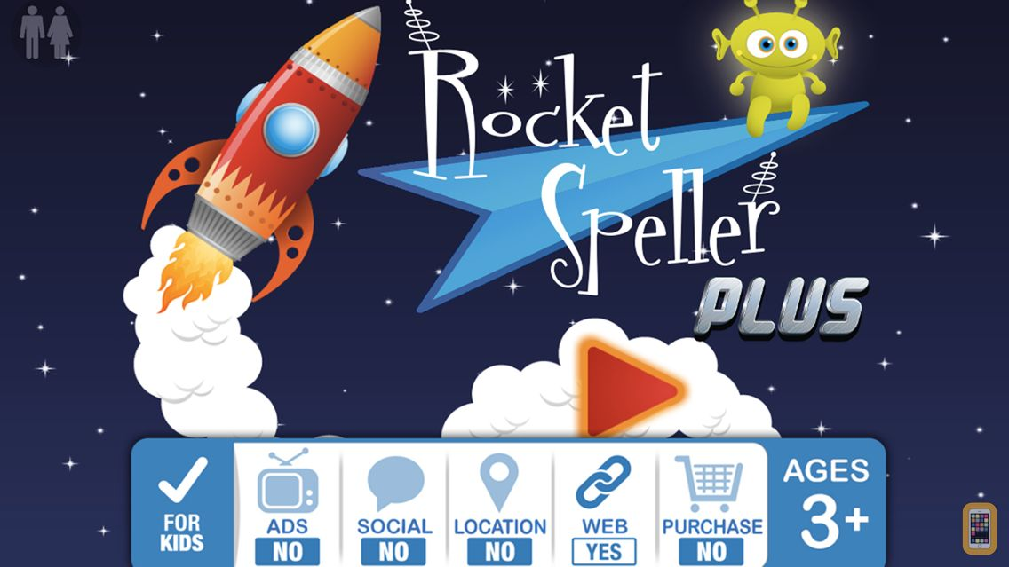Screenshot - Rocket Speller PLUS