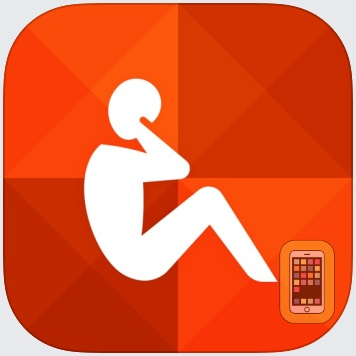 Instant Abs: Workout Trainer by Azumio Inc. (iPhone)