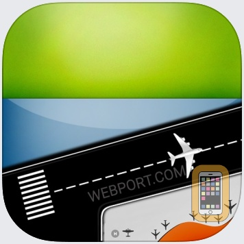 Airport Pro (All Airports) Flight Tracker by Renji Mathew (iPad)