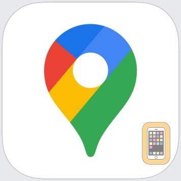 Google Maps - Transit & Food by Google LLC (Universal)