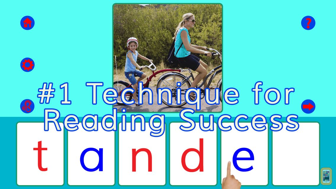 Screenshot - READING MAGIC 3 Deluxe-Learning to Read Consonant Blends Through Advanced Phonics Games