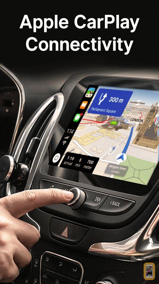 Screenshot - Sygic GPS Navigation & Maps