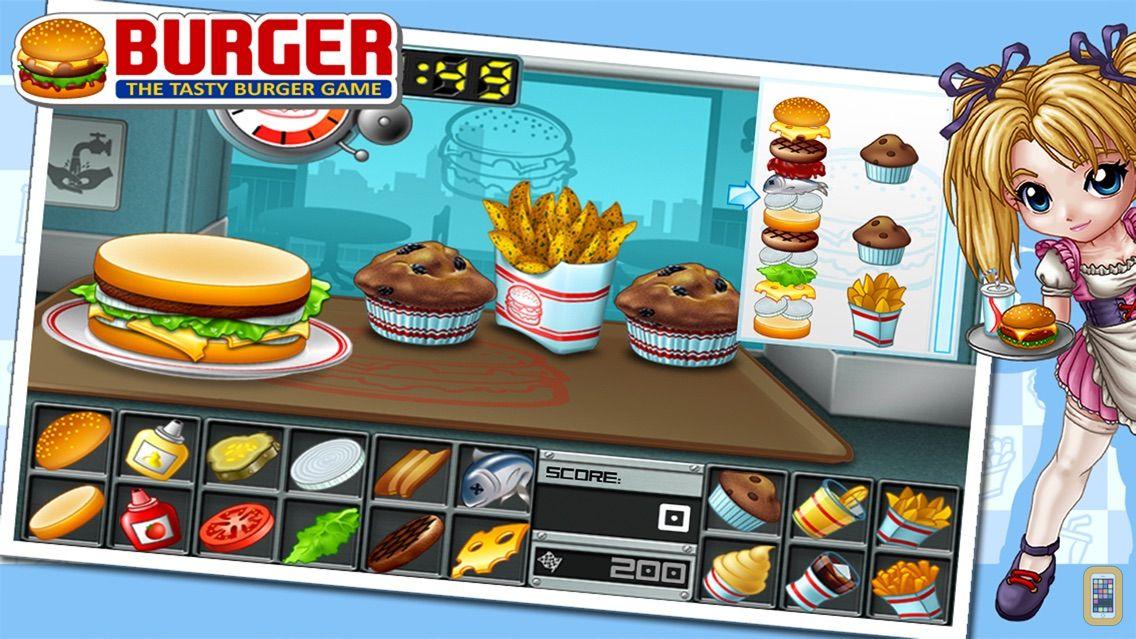 Screenshot - Burger