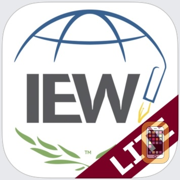 IEW Writing Tools Lite by Institute for Excellence in Writing (Universal)
