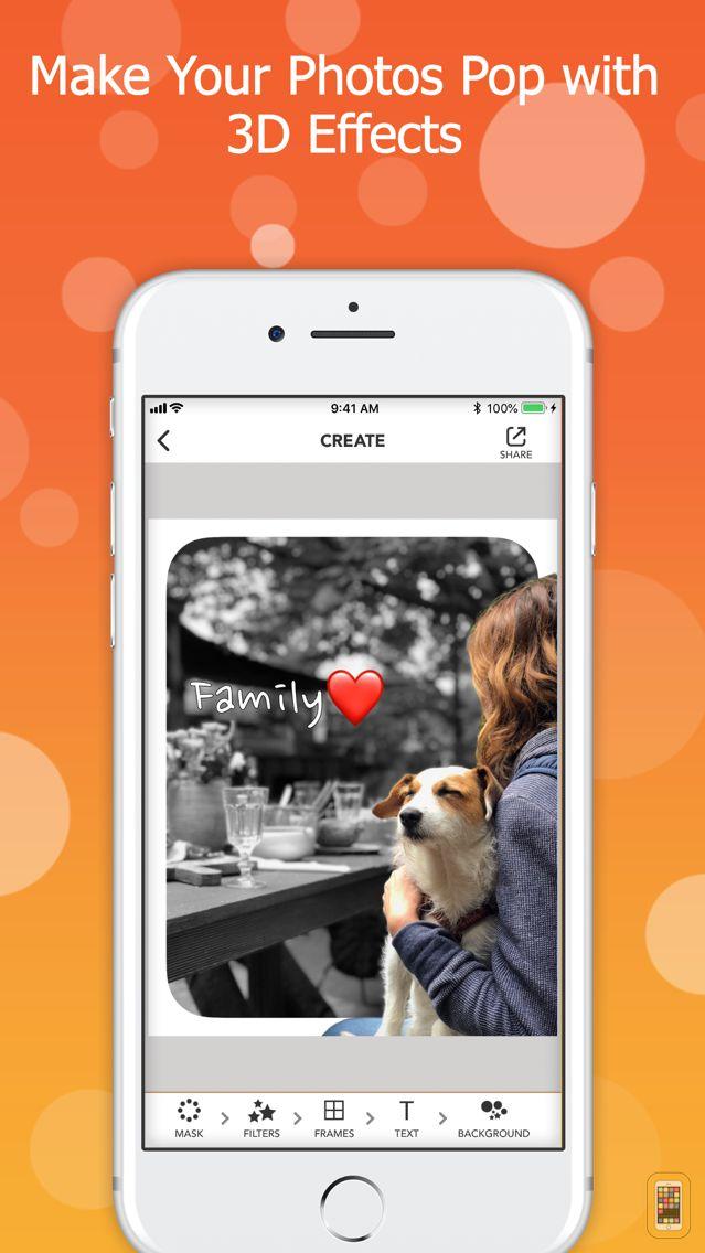 Screenshot - PopAGraph: Photo Editor & Text
