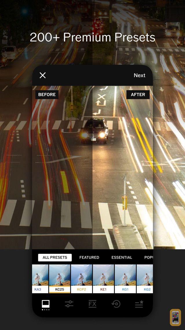 Screenshot - VSCO: Photo & Video Editor