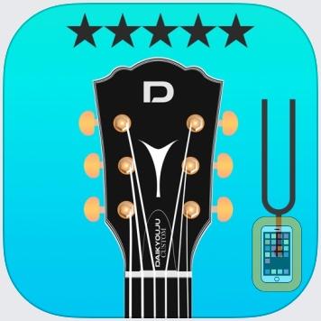Acoustic Guitar Tuner Lite by Pedro Daniel Macalupu Cumpen (Universal)