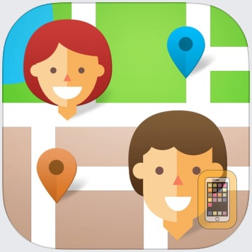 Family Locator and GPS Tracker by Family Locator LLC (iPhone)