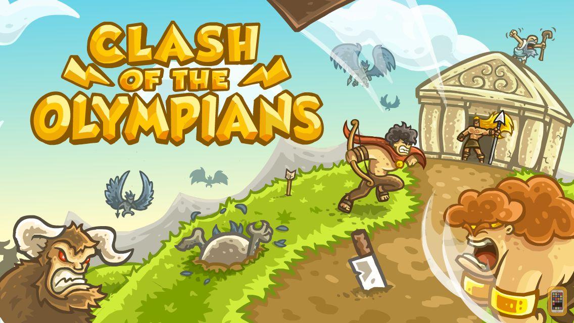 Screenshot - Clash of the Olympians