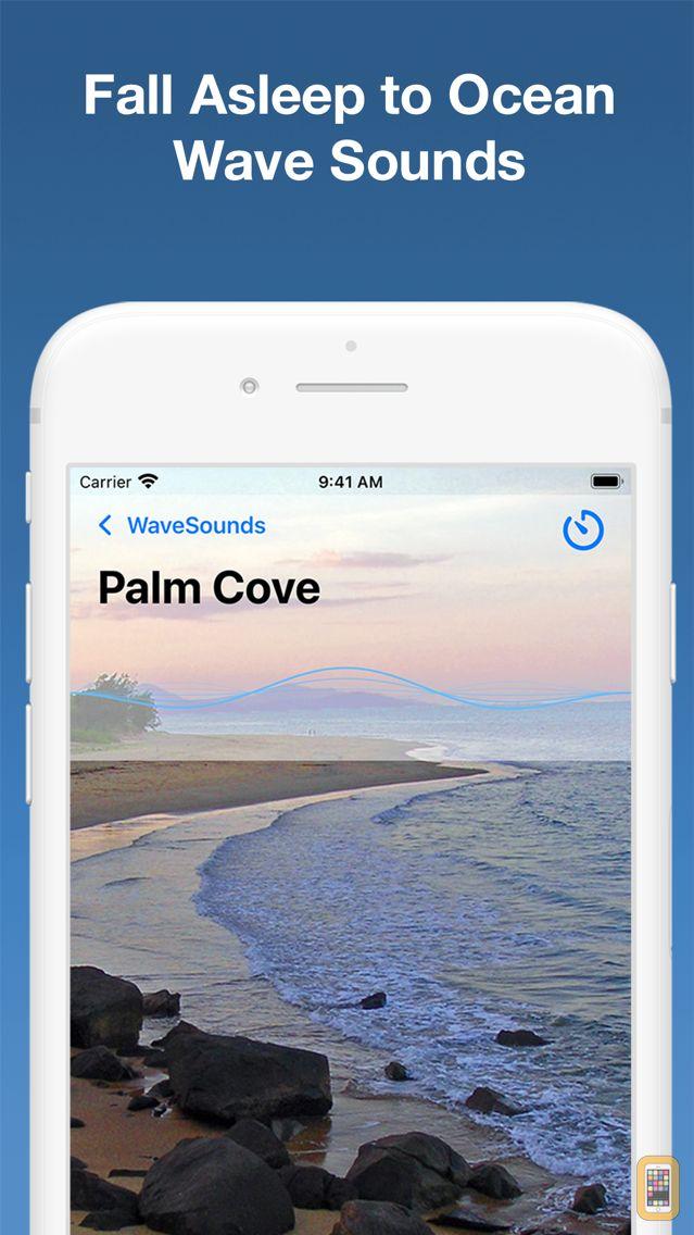 Screenshot - Ocean Wave Sounds for Sleep