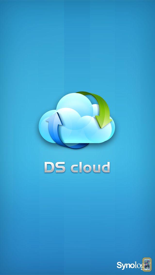 Ds Cloud Iphone