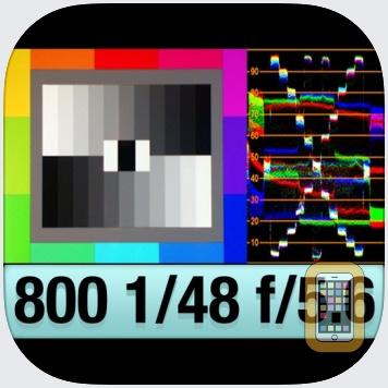 Cine Meter by Adam Wilt (iPhone)
