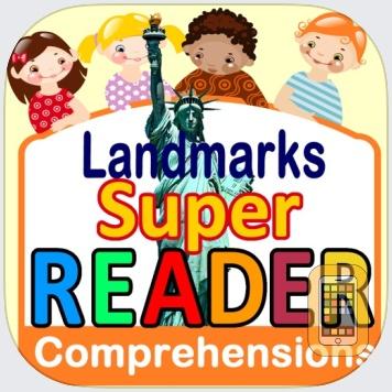 Super Reader - Landmarks by Power Math Apps LLC (Universal)