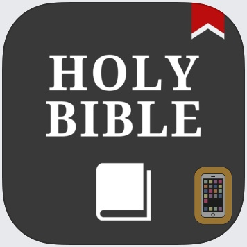 KJV of The Holy Bible by WizApps (Universal)