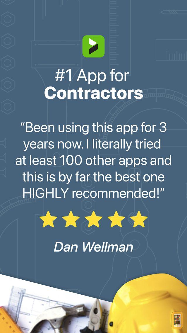Screenshot - Joist App for Contractors