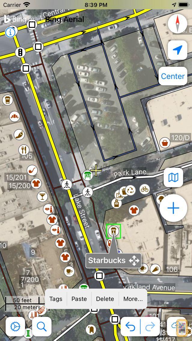 Screenshot - Go Map!!
