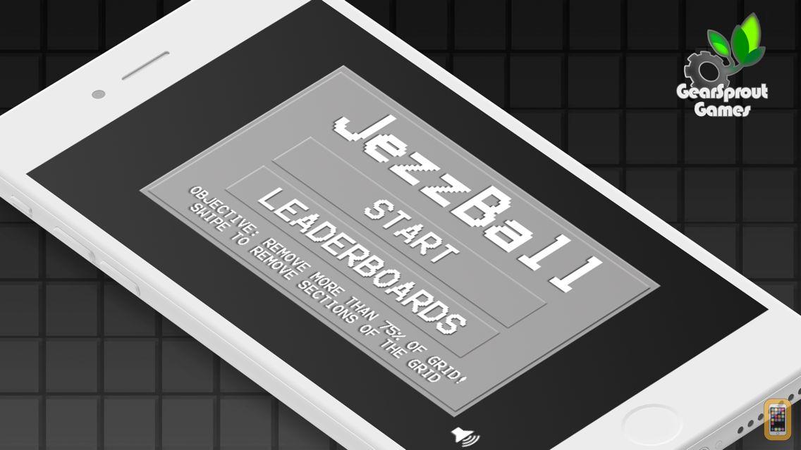 Screenshot - Jezzball