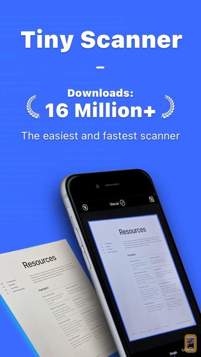 Screenshot - Scanner App: Scan PDF Document