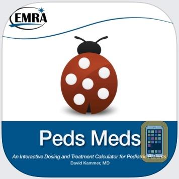 EMRA Peds Meds by Emergency Medicine Residents' Association (iPhone)