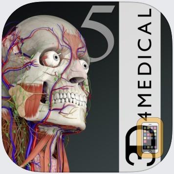 Essential Anatomy 5 by 3D4Medical.com, LLC (Universal)