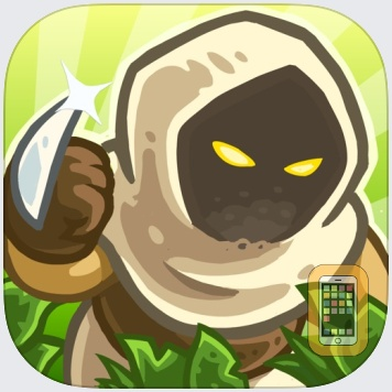 Kingdom Rush Frontiers by Ironhide S.A. (iPhone)