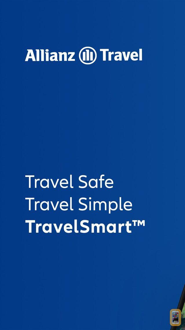 Screenshot - Allianz TravelSmart