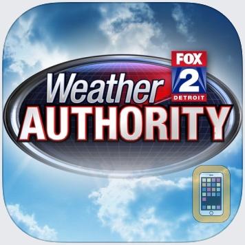 FOX 2 Weather – Radar & Alerts by Fox Television Stations, Inc. (Universal)
