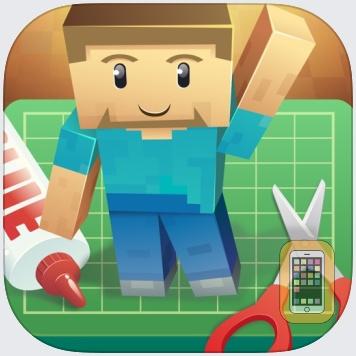Minecraft: Papercraft Studio by 57Digital Ltd (Universal)