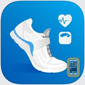 Pacer Pedometer & Step Tracker by Pacer Health, Inc (iPhone)