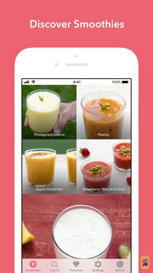 Screenshot - Filibaba Smoothies