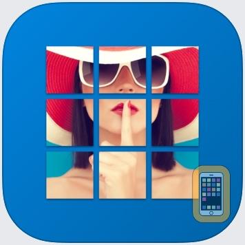 Giant Square PRO for Instagram by John Erik Andersen (iPhone)