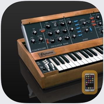 iMini Synthesizer by Arturia (iPad)