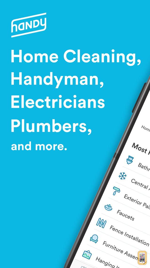 Screenshot - Handy.com